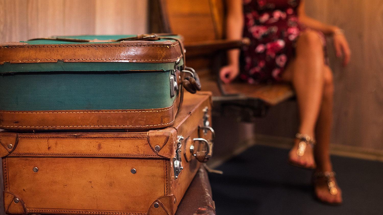 valigie da viaggio - B&B Tramonto sul Mare
